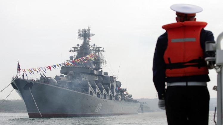 روسيا ومصر.. تدريبات عسكرية بحرية هي الأولى من نوعها في المتوسط  من الـ6 إلى الـ14 حزيران (فيديو)
