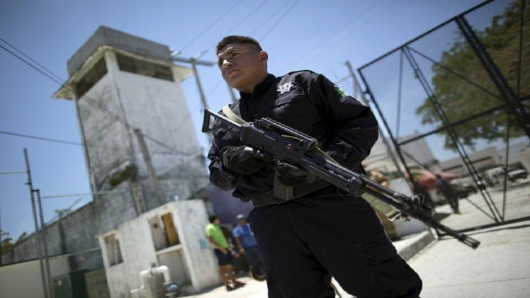 مقتل 8 أشخاص في مواجهات مسلحة بالمكسيك