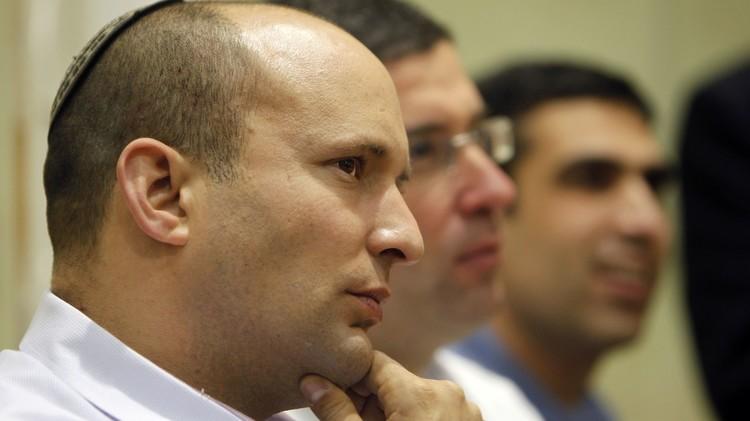 وزير إسرائيلي يدعو العالم للاعتراف بضم مرتفعات الجولان