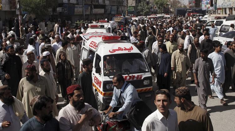 مقتل 5 أشخاص في هجوم مسلح جنوب شرق باكستان