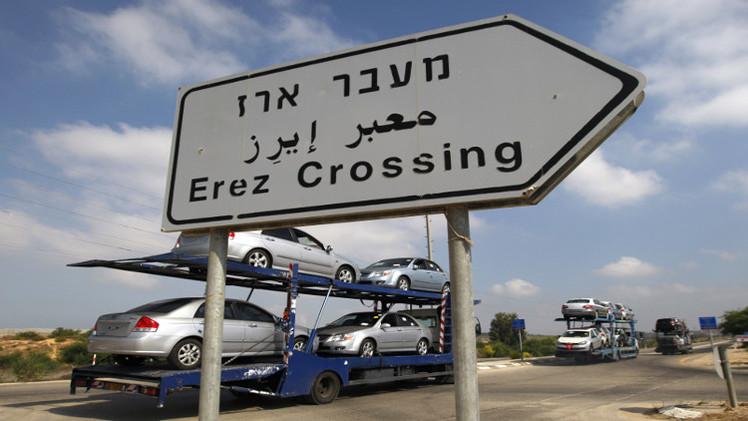 إسرائيل تعيد فتح معبري كرم أبوسالم وإيريز الحدوديين مع غزة اليوم