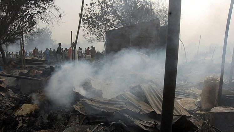 مقتل شخصين في نيجيريا بتفجير انتحاري نفذته امرأة