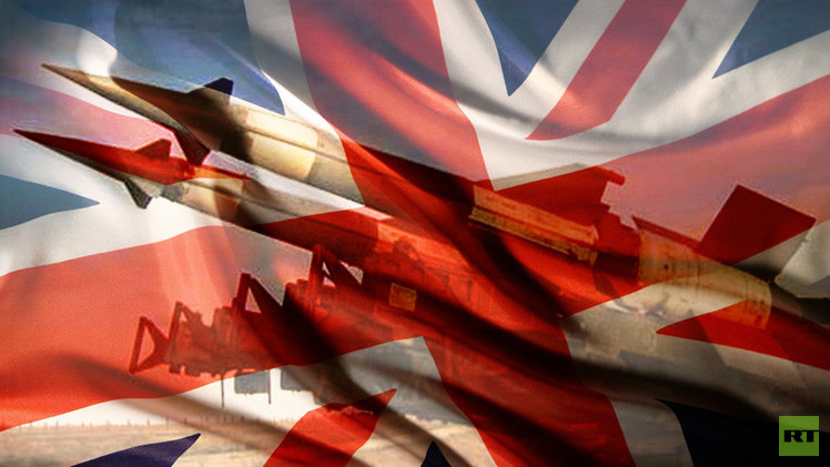 بريطانيا تهدد روسيا بصواريخ نووية أمريكية والأخيرة تحذر من تصعيد التوتر
