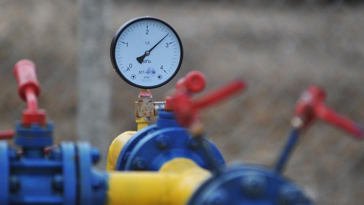 أوكرانيا تجري محادثات مع روسيا بشأن صفقة غاز جديدة