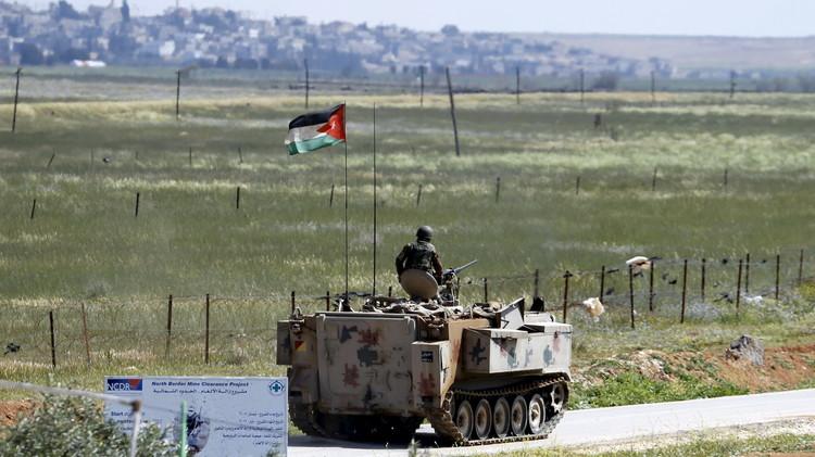 حرس الحدود الأردني يقتل شخصين حاولا اجتياز الحدود من سوريا