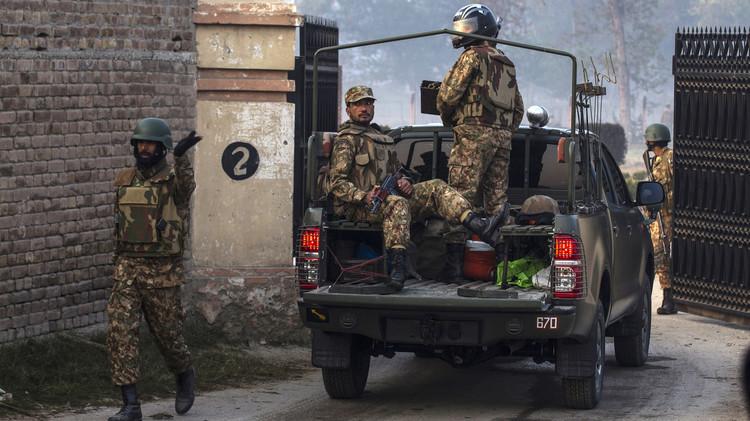 مقتل 19 مسلحا و7 جنود في اشتباكات شمال باكستان