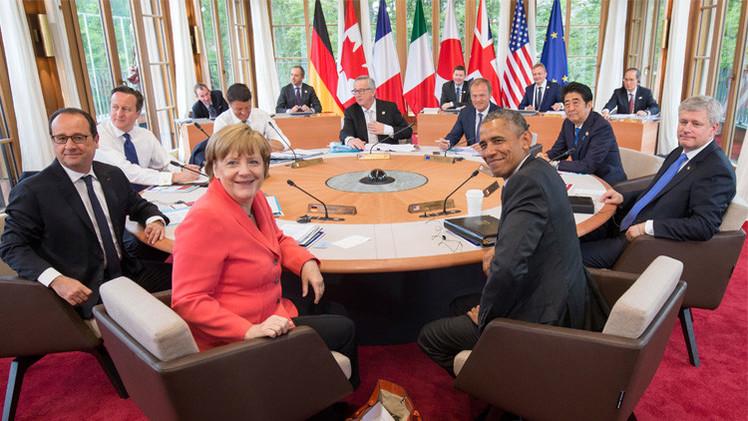 G7 تلمح إلى عزمها تمديد العقوبات على روسيا