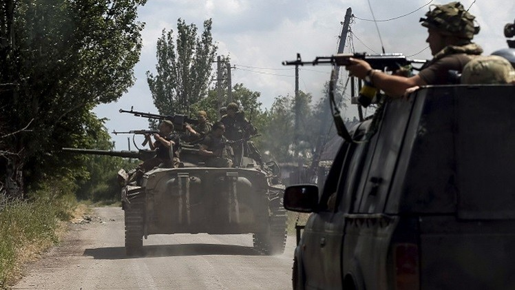 الأمم المتحدة: نحو 34 قتيلا في مواجهات ببلدة ماريينكا الأوكرانية
