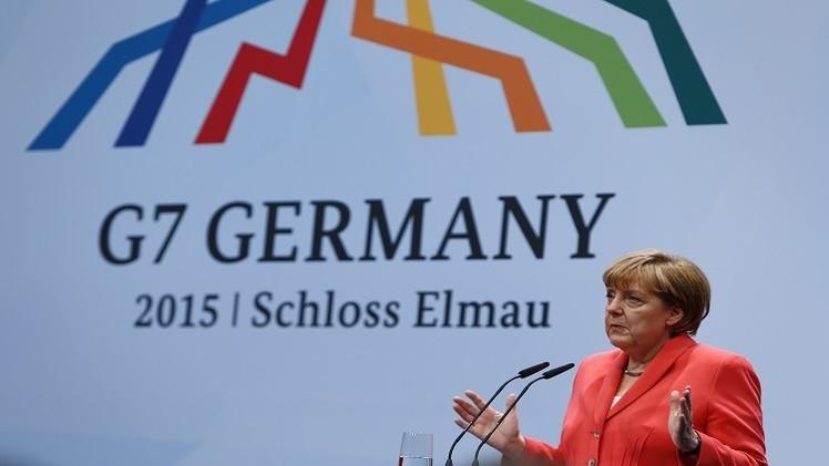 ميركل: الوقت ينفد أمام اليونان لإبرام صفقة