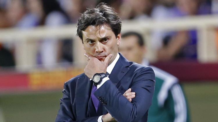 رسميا .. فيورنتينا يقيل مدربه مونتيلا