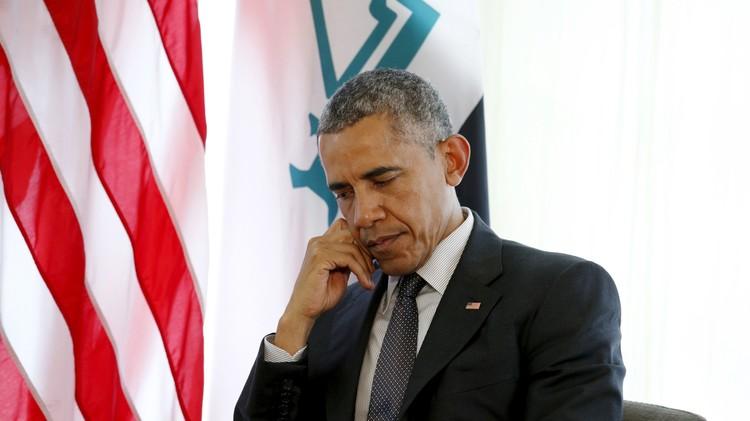 أوباما: ليس لدينا استراتيجية متكاملة لمساندة العراق ضد