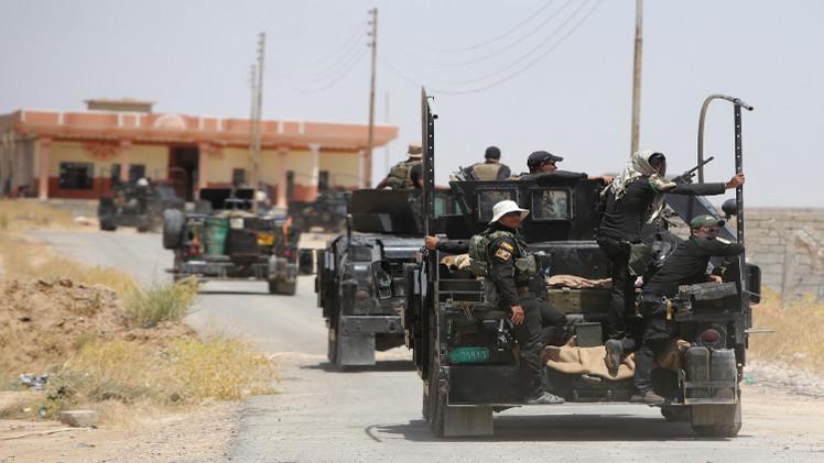 البنتاغون: القوات العراقية والحشد الشعبي يتقدمان في بيجي