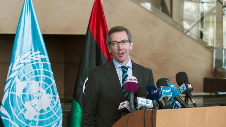 الأمم المتحدة تقدم لليبيين مسودة اقتراح لتشكيل حكومة وحدة