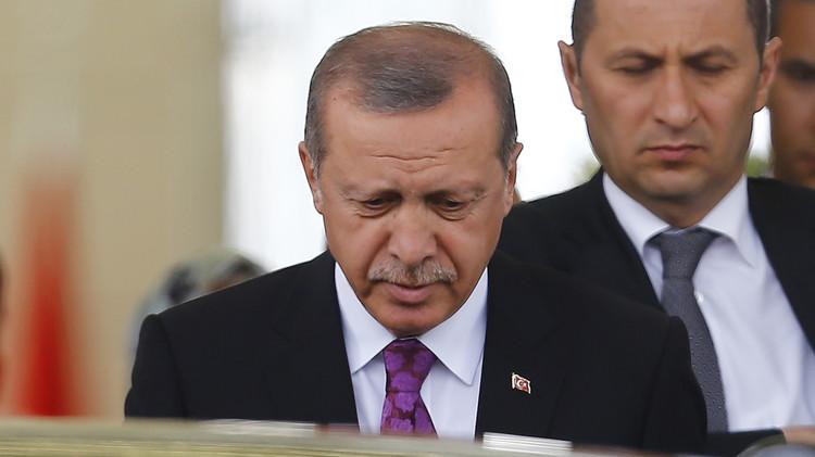 الناخبون يوجهون ضربة الى طموحات أردوغان