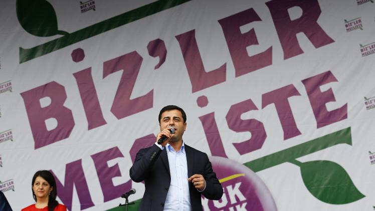 زعيم تركي معارض: