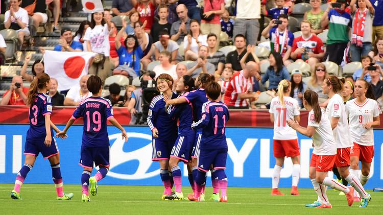آيا تقود اليابان للفوز على سويسرا في مونديال السيدات .. (فيديو)
