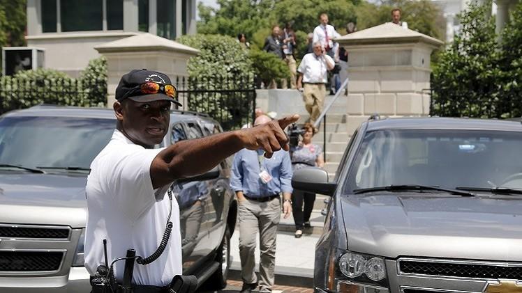 إخلاء غرفة الصحافة في البيت الأبيض بعد إنذار بوجود قنبلة في المبنى