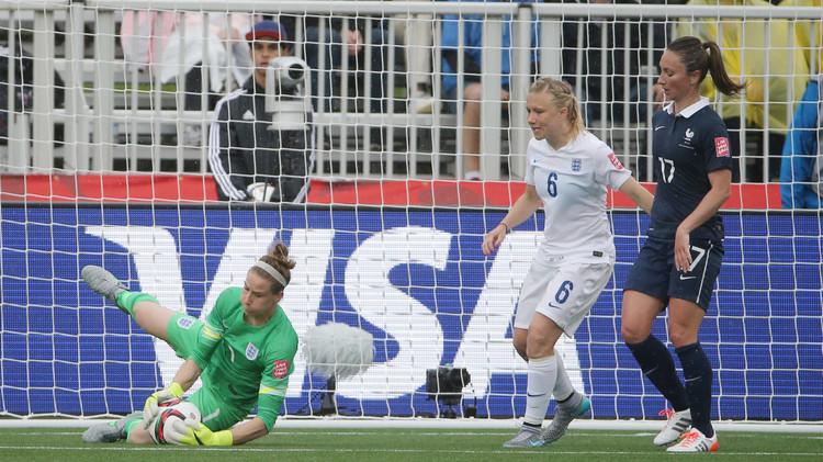 فيديو .. فرنسا تفوز على إنكلترا في مونديال السيدات