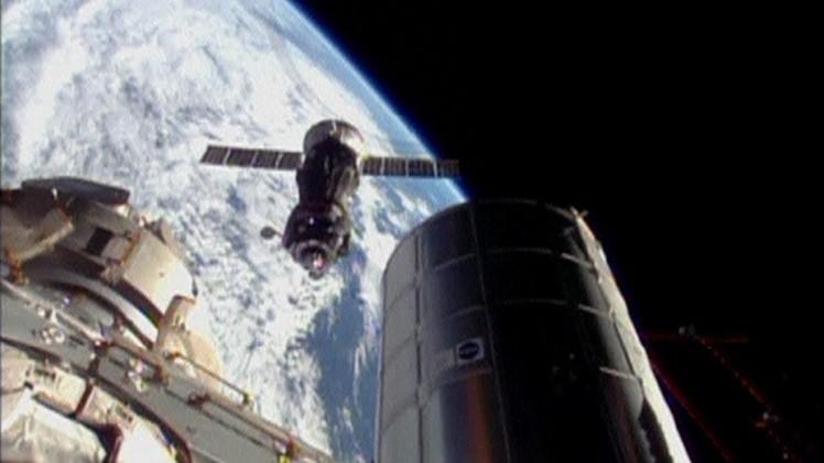 الوكالة الفضائية الروسية: تشغيل محركات