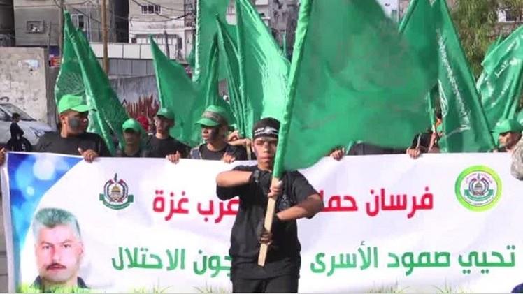 مهرجان تضامني مع الأسرى الفلسطينيين بمشاركة فتية مخيم