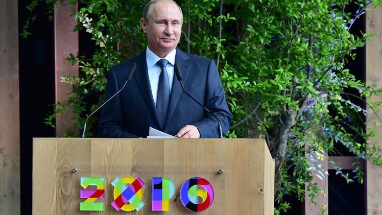 بوتين: عاجلا أم آجلا ستتخلى الأطراف عن العقوبات