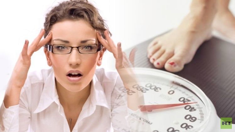 دراسة: الاجهاد في العمل يؤدي الى البدانة