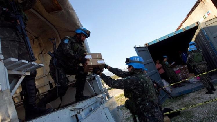 قوات حفظ السلام في هايتي تعتدي جنسيا على قاصرات