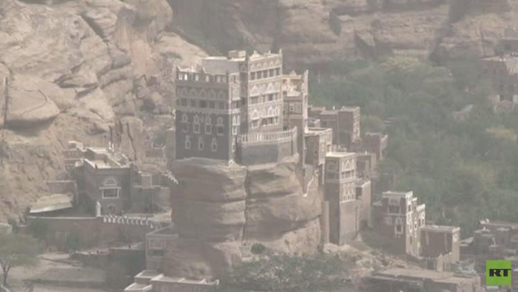 الحرب في اليمن تطال الآثار التاريخية