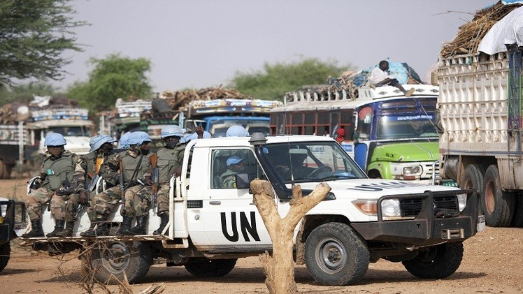 دارفور.. تزايد الهجمات ضد قوات حفظ السلام والمدنيين