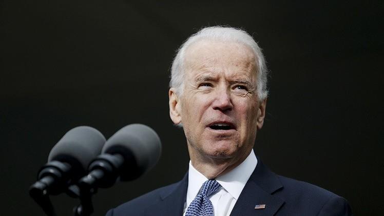 بايدن: واشنطن وG7 مستعدتان لفرض عقوبات جديدة