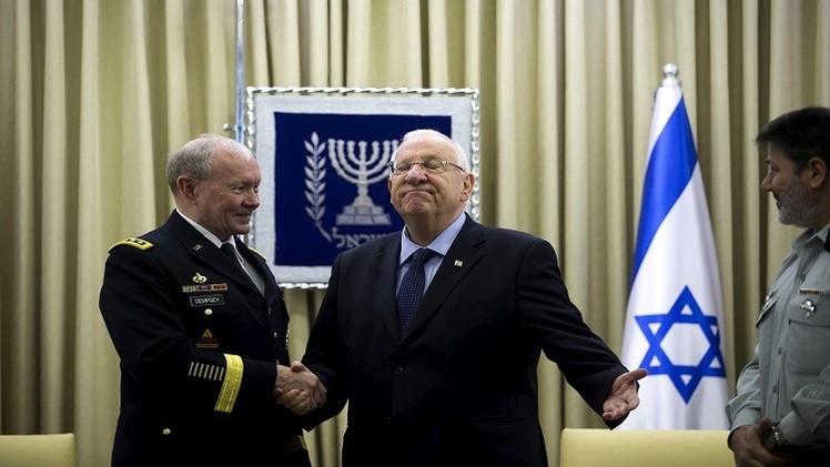رئيس إسرائيل قلق على مصير دروز سوريا