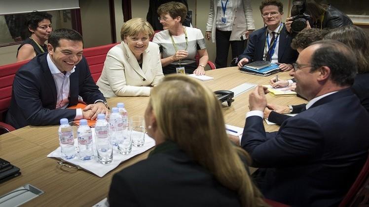 أزمة اليونان.. اتفاق على تكثيف المفاوضات مع المقرضين