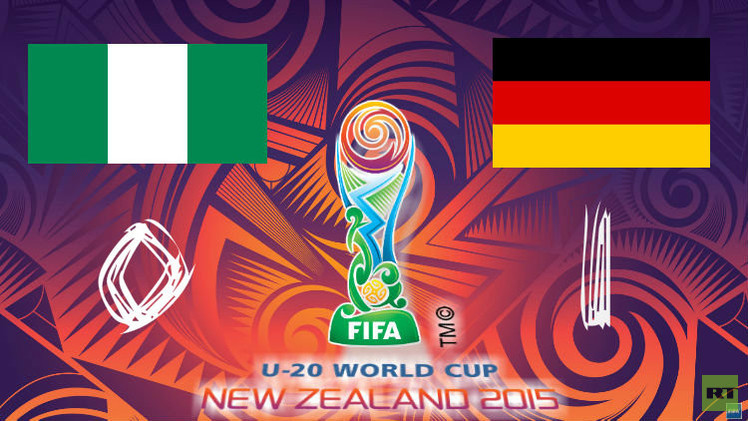 ألمانيا تتجاوز نيجيريا بشق الأنفس في مونديال الشباب
