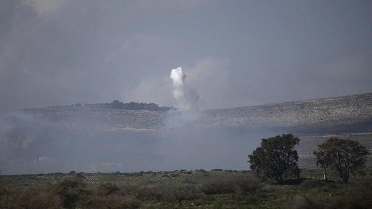 إطلاق صاروخ من غزة باتجاه إسرائيل