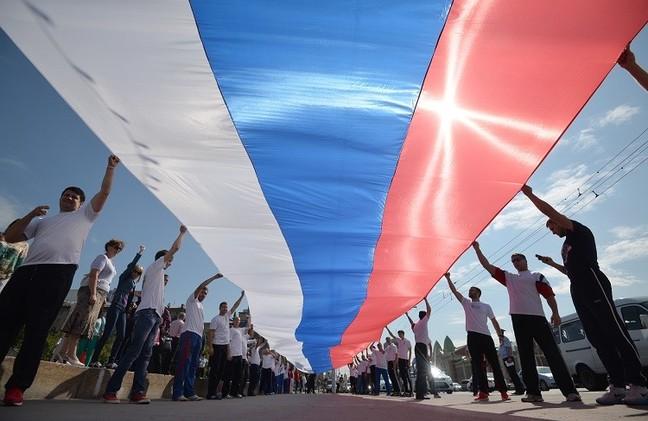 روسيا تحتفل بعيدها الوطني
