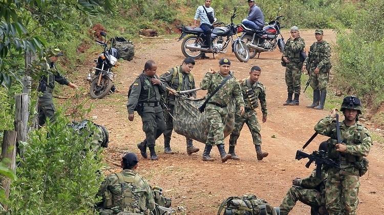 كولومبيا.. مسلحو