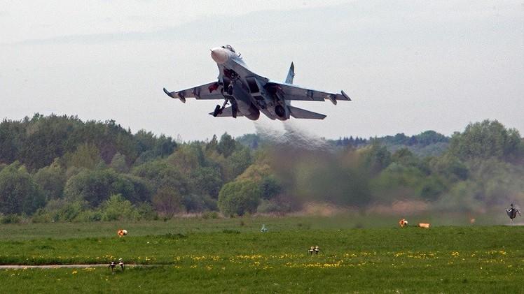 واشنطن: مقاتلة روسية حلقت على مسافة 3 أمتار من طائرة استطلاع أمريكية