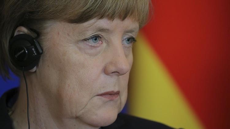 ميركل تؤكد رغبة ألمانيا في علاقات طيبة مع روسيا