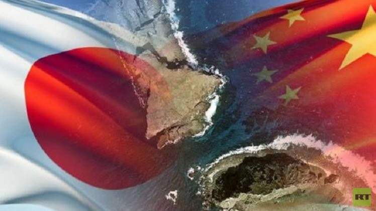 بكين تشتكي من تدخل طوكيو في نزاع بحر الصين الجنوبي