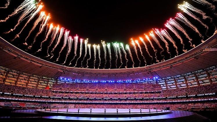 بوتين في باكو لحضور افتتاح الألعاب الأوروبية الأولى وعقد لقاءات سياسية