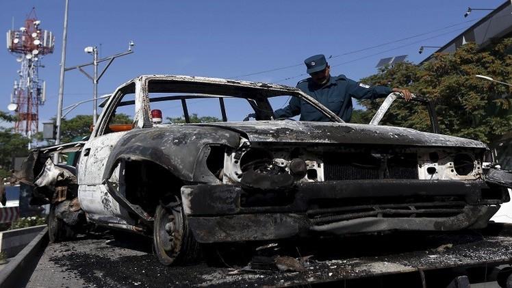 مقتل 20 عنصرا من الشرطة الأفغانية في كمين لطالبان
