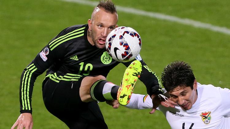 المكسيك تسقط أمام بوليفيا بالتعادل السلبي