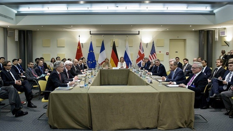 روحاني: لن نسمح بتعريض أسرارنا للخطر في مفاوضات النووي