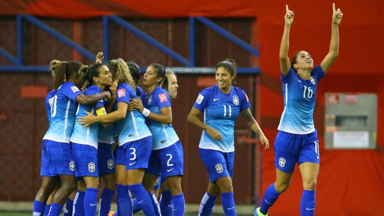 البرازيل تتجاوز إسبانيا في مونديال السيدات وتصعد لدور الـ16