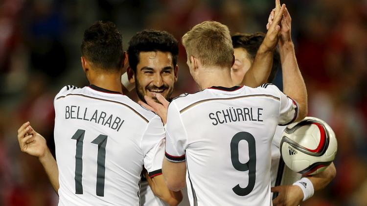 ألمانيا تسحق جبل طارق بسباعية في تصفيات اليورو