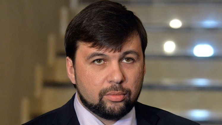 مسؤول محلي: دونباس على حافة حرب كبيرة