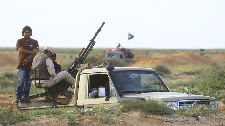 ليبيا.. مقتل 5 مسلحين باشتباكات بين