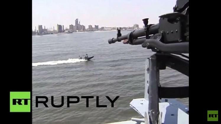 البحرية المصرية: موسكو والقاهرة تنويان إجراء مناورات بحرية مشتركة سنويا