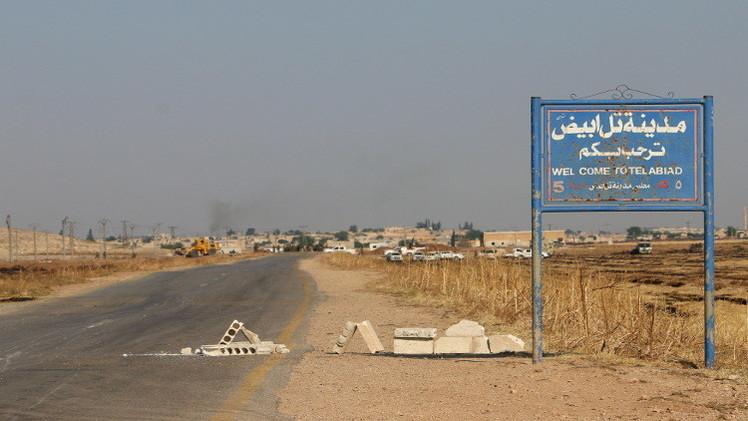 سوريا.. وحدات الحماية الكردية تعلن سيطرتها على تل أبيض (فيديو)