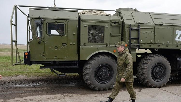 موسكو تتوعد واشنطن بالرد المناسب في حال نشر دبابات أمريكية بشرق أوروبا